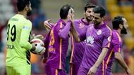 Galatasaray Türkiye Kupası'nda yarı finale çıktı