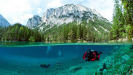 Su altında bambaşka bir dünya!