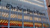 New York Times'tan Türklerin reklamına sansür
