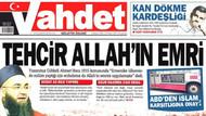 Cübbeli Ahmet: Ermenileri tehcir Allah'ın emriydi..