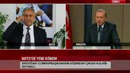 Erdoğan'la aramızda gerginlik yaşanmadı