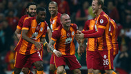 Galatasaray 4-1 Sivasspor! Aslan gol oldu yağdı
