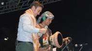 Mustafa Ceceli'nin Şanlıurfa konserinde olay çıktı