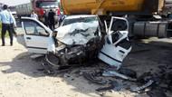AK Partili yönetici kazada öldü