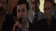 Demirtaş: HDP Meclis'e girmesin diye...