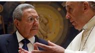 Castro'dan ilginç Papa açıklaması
