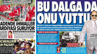 13 Mayıs 2015 gazete manşetleri