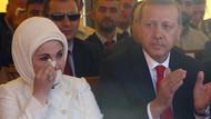 Erdoğan ve Emine Hanım'ın gözyaşları! O şiiri duyunca..