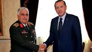 Erdoğan'dan Necdet Özel'e geçmiş olsun ziyareti