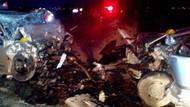 Aksaray'da zincirleme kaza: 6 ölü