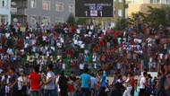 Diyarbakır'da maç sonrası sokaklar karıştı
