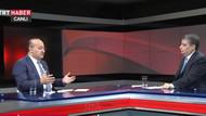 Akdoğan: İmralı'yı boşa çıkarma bloğu...