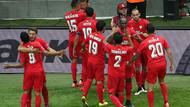 UEFA Avrupa Ligi şampiyonu Sevilla oldu!