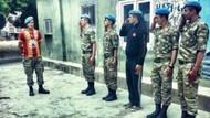 Sosyal medyayı sallayan Galatasaraylı asker