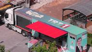 TRT'nin TIR'ı AKP'nin ikram aracı oldu!