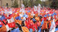 AK Parti'nin Yüzde 90,77 oy aldığı yer