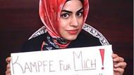Başörtülü Türk kadın avukatın zaferi
