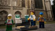 Cambridge Üniversitesi Lego Profesörü arıyor