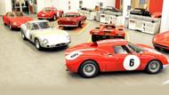 Ferrari, 3. İstanbul Concours d'Elegance Yarışmasında