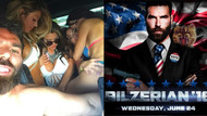 Dan Bilzerian ABD başkanlığına aday!