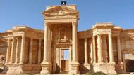 IŞİD antik kent Palmira'ya mayın döşedi!