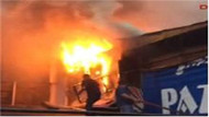 AVM'de çıkan yangında bir kişi öldü!
