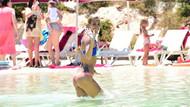 Çağla Şikel bikini sezonunu açtı