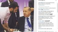 Alişan'ın Erdoğan'lı iftarı olay oldu