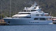 Bu yatta bir hafta tatil 650 bin Euro !