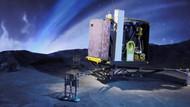 Uzayda hayat var mı sorusuna Philae cevap verdi!