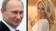 Pamela Anderson'dan Putin'e açık mektup