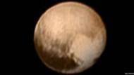 İşte Plüton'dan gelen son fotoğraf!