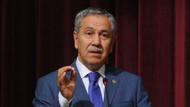 Arınç: MHP yan gelip yatacağım diyor