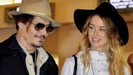 Johnny Depp'in eşine şok suçlama