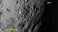 Plüton'dan ilk yakın çekim fotoğraf geldi