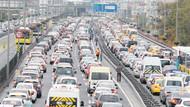 İstanbul'da bu yollar şu an kilit
