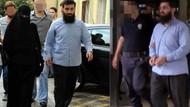 Eleştiriler geldi, Ebu Hanzala'ya kelepçe takıldı