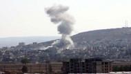 Kobani sınırında 2 patlama!