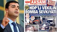 Demirtaş: Amaç erken seçimde HDP'yi vurmak!