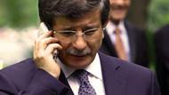 Davutoğlu'ndan iki lidere sürpriz telefon!