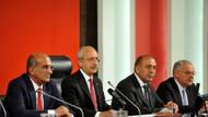 Kılıçdaroğlu'dan CHP heyetine talimat