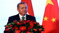 Erdoğan Çin devlet televizyonuna konuştu