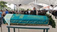 Erdoğan Tulu Gümüştekin'in cenazesine katıldı