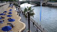 Paris'te Tel Aviv temalı plaj etkinliğine yoğun tepki