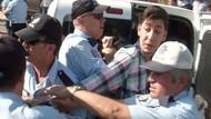 Astsubay ve eşini tartaklayan polise vatandaş tepkisi
