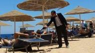 Türk otelindeki IŞİD şovu İngiliz gazetesine manşet oldu!