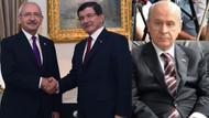 MHP destekli AKP azınlık hükümeti mi geliyor?