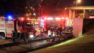 Vatan Caddesi'nde korkunç kaza: 3 ölü