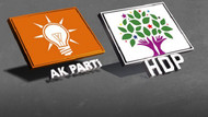 AK Parti'de HDP'li yeni hükümete hazırlık