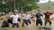 Geym of Bizans setinde yengeç dansı!
